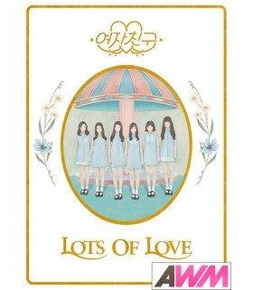 GFRIEND (여자친구) Vol. 1 - LOL (Lots of Love Version) (édition coréenne)
