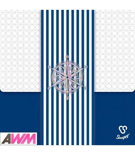 Snuper (스누퍼) Single Album Vol. 1 - COMPASS (édition coréenne)