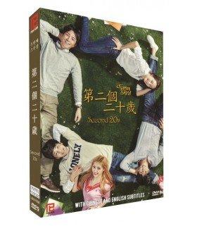 Second 20s (두번째 스무살) tvN Drama (4DVD) (Import)