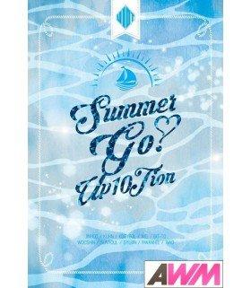 UP10TION (업텐션) Mini Album Vol. 4 - Summer Go! (édition coréenne)