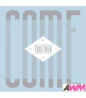 CNBLUE (씨엔블루) Come Together Tour Live Package (2DVD + 2CD + PHOTOBOOK) (édition limitée coréenne)