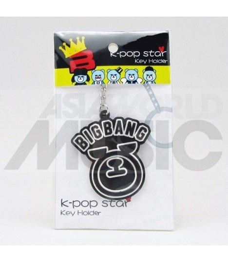 BIGBANG - Porte-clés BIGBANG NAME KRUNK FACE