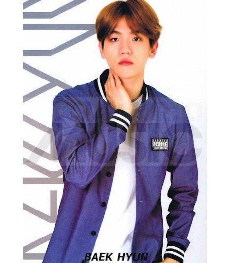 Poster L BAEKHYUN EXO 081