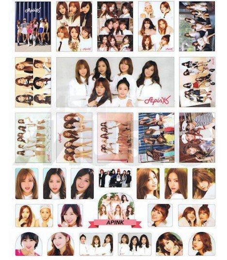 Sticker APINK 001