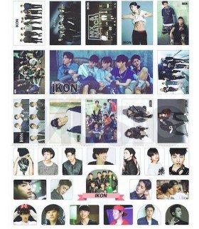 Sticker IKON 002