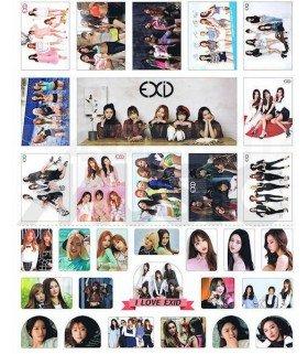 Sticker EXID 001