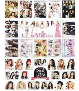 Sticker GIRLS' GENERATION 001