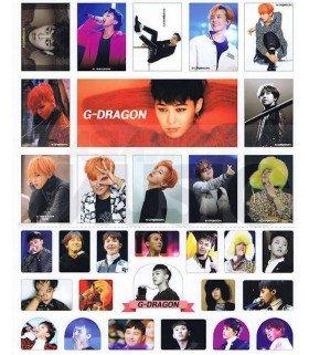 Sticker BIGBANG (G-DRAGON) 007