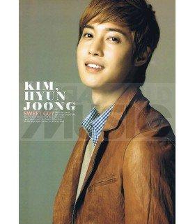 Poster (L) KIM HYUN JOONG 005