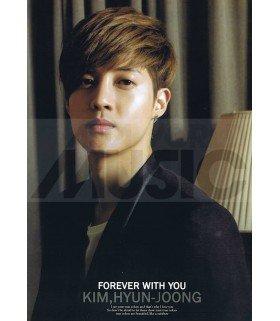 Poster (L) KIM HYUN JOONG 009