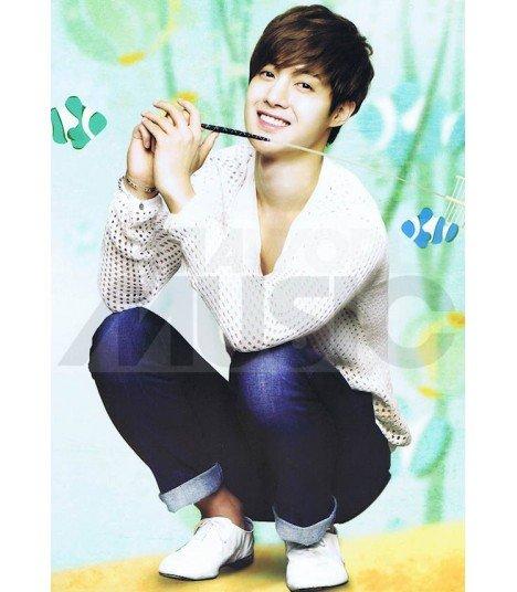 Poster (L) KIM HYUN JOONG 019