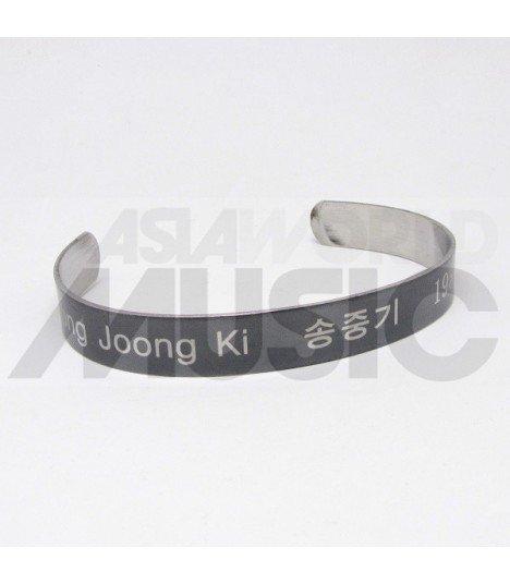 Song Joong Ki - Bracelet Manchette - Song Joong Ki Birthday