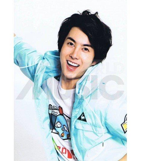 Poster (L) KIM HYUNG JUN (SS501) 015