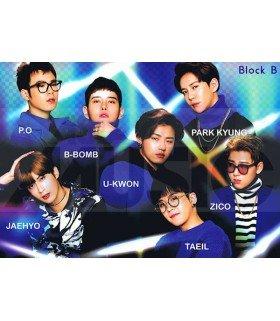 Poster L BLOCK B 034