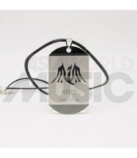 EXO - Collier Plaque ID - EXO Symbol KRIS