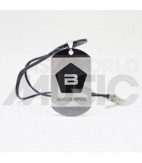 BIGBANG - Collier Plaque ID - BIGBANG STILL ALIVE