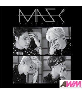 MASC (마스크) Mini Album Vol. 1 - Strange (édition coréenne)