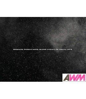 BIGBANG (빅뱅) BIGBANG WORLD TOUR [MADE] FINAL IN SEOUL LIVE DVD (2DVD + PHOTOBOOK) (édition coréenne)