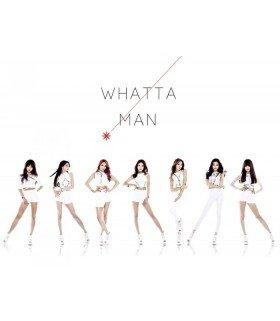 Affiche officielle I.O.I - Whatta Man