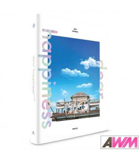 EXO (엑소) Photobook - dear happiness (édition coréenne)