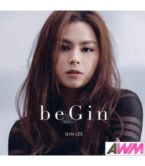 Gin Lee (李幸倪) beGin (ALBUM+DVD) (édition Hong Kong)