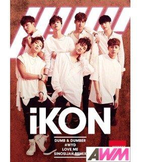iKON - DUMB & DUMBER (SINGLE+DVD) (édition japonaise)