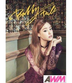 Song Ji Eun (송지은) Mini Album Vol. 2 - Bobby Doll (édition coréenne)
