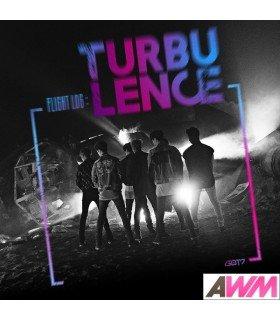 GOT7 (갓세븐) Vol. 2 - Flight Log: Turbulence (édition coréenne)