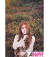 Affiche officielle Song Ji Eun - Bobby Doll