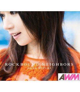 Nana Mizuki (水樹奈々) Rockbound Neighbours (ALBUM) (édition coréenne)