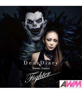Namie Amuro (安室奈美恵) Dear Diary / Fighter (Type C / SINGLE + POSTER) (édition limitée japonaise)