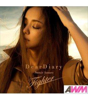 Namie Amuro (安室奈美恵) Dear Diary / Fighter (Type B / SINGLE) (édition japonaise)