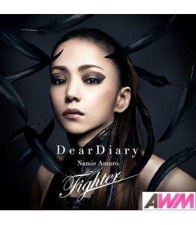 Namie Amuro (安室奈美恵) Dear Diary / Fighter (Type A / SINGLE + DVD) (édition japonaise)