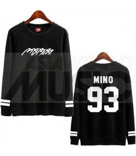 MOBB - Sweat The MOBB MINO 93 (Black / Coupe unisexe)