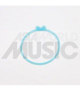 Elastique cheveux Nenuphar - Skyblue
