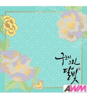 Moonlight Drawn By Clouds (구르미 그린 달빛) Original Sundtrack (2CD) (édition coréenne)