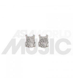 BTS - Boucles d'oreilles Calum (ARMY)