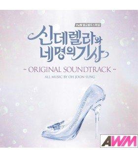 Cinderella and Four Knights (신데렐라와 네명의 기사) Original Soundtrack (2CD) (édition coréenne)