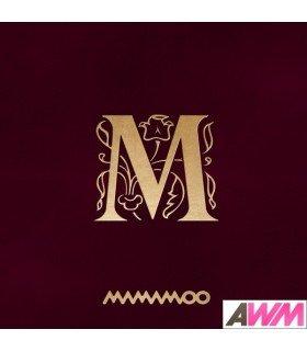 MAMAMOO (마마무) Mini Album Vol. 4 - MEMORY (édition coréenne)