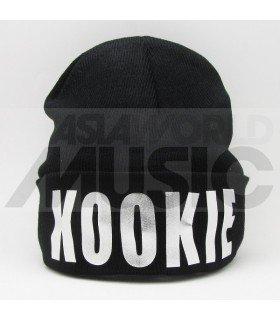 BTS - Bonnet noir - KOOKIE / JUNGKOOK (Silver)