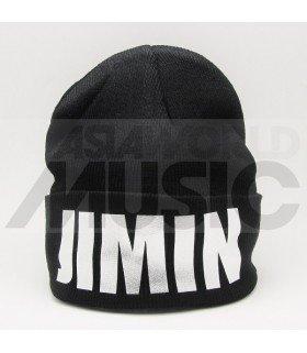 BTS - Bonnet noir - JIMIN (Silver)
