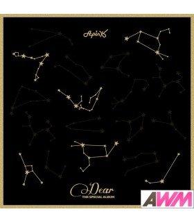 Apink (에이핑크) The Special Album - Dear (édition coréenne) (Poster offert*)
