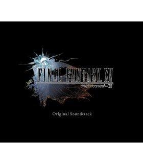 Final Fantasy XV - Original Soundtrack (4CD) (édition coréenne)