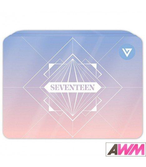 SEVENTEEN (세븐틴) Calendrier Officiel 2017 (Version B / BLUE) (édition coréenne)
