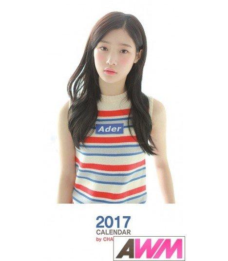 Jung Chae Yeon (DIA) Calendrier Officiel 2017 (édition coréenne)