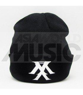 Monsta X  - Bonnet noir - MONSTA X LOGO (Silver)
