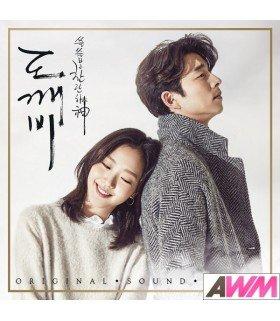 Goblin (도깨비) Original Soundtrack Pack 1 (2CD) (édition coréenne)