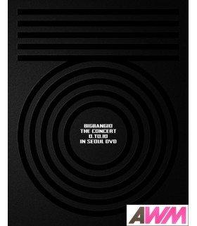 BIGBANG (빅뱅) BIGBANG10 THE CONCERT 0.TO.10 IN SEOUL (2DVD) (édition coréenne)