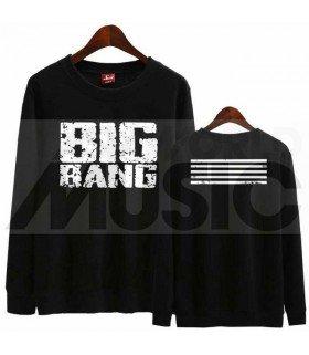 BIGBANG - Sweat MADE (Black / Coupe unisexe)