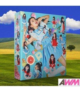 Red Velvet (레드벨벳) Mini Album Vol. 4 - Rookie (édition coréenne)